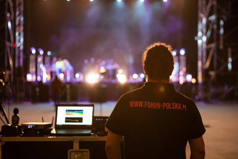 nagłośnienie koncertów Fohhn Focus Venue