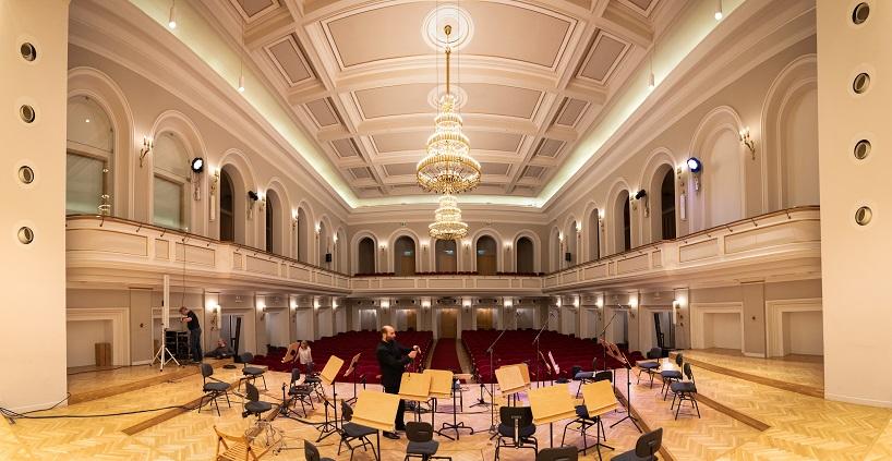 Nagłośnienie Filharmonia Śląska Katowice