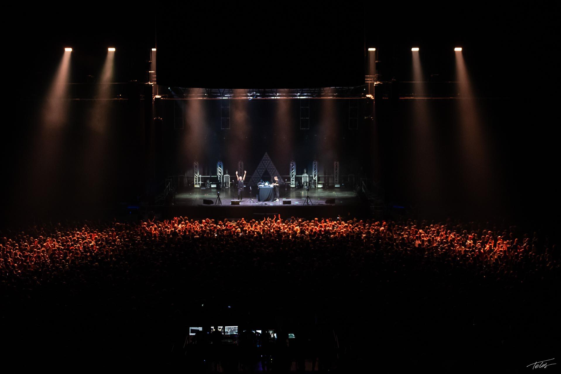 Koncert Bass Astral X Igo w Gliwicach 25 października 2019